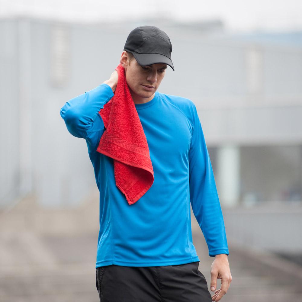 Gym Junkie Towel: TC002 LUXURY GYM TOWEL